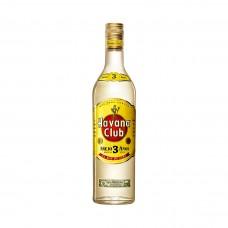 Ром Havana Club 3 Years 700ml