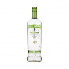 Водка Smirnoff Green Apple 1000ml