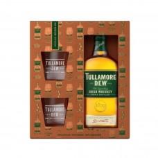 Уиски Tullamore DEW 700ml + 2чаши